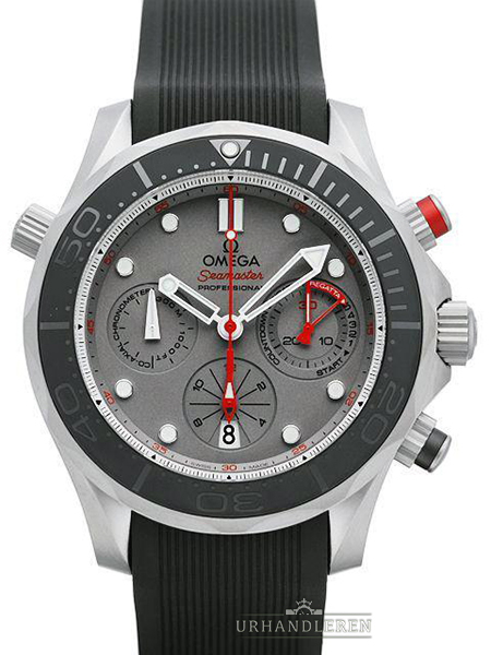 Omega Seamaster Diver 300m Co‑Axial Chronograph 44mm