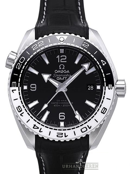 Omega Seamaster Planet Ocean 600m Co‑Axial Master Chronometer Gmt 43.5mm