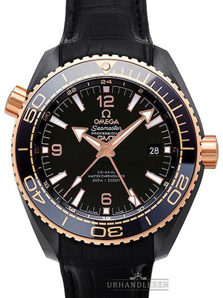 Omega Seamaster Planet Ocean 600m Co‑Axial Master Chronometer Gmt 45.5mm