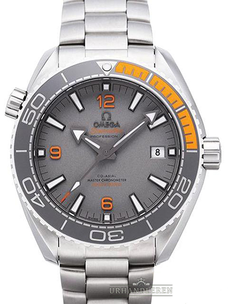 Omega Seamaster Planet Ocean 600m Co‑Axial Master Chronometer 43.5mm