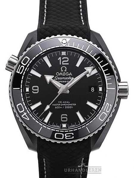 Omega Seamaster Planet Ocean 600m Co‑Axial Master Chronometer 39.5mm