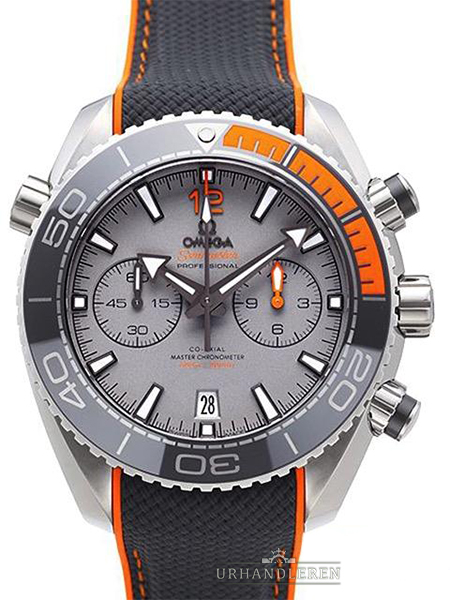 Omega Seamaster Planet Ocean 600m Co‑Axial Master Chronometer Chronograph 45.5mm