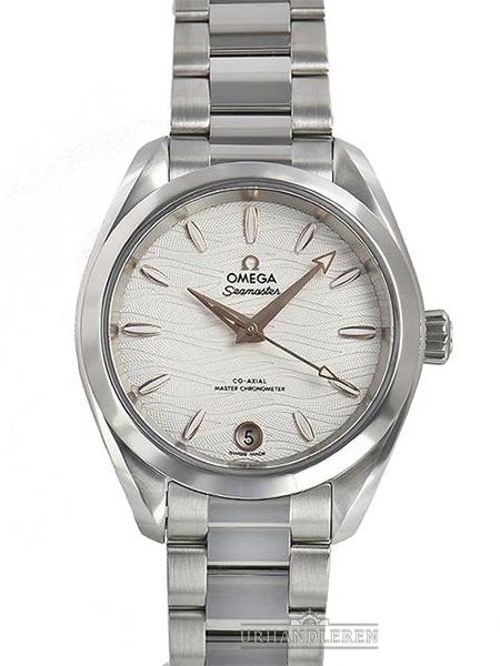 Omega Seamaster Aqua Terra 150m Co‑Axial Master Chronometer 34mm