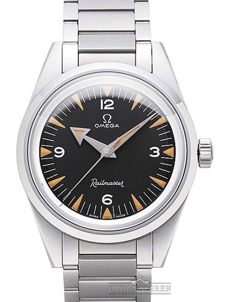Omega Railmaster Co‑Axial Master Chronometer 38mm