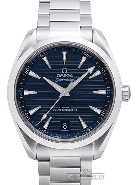 Omega Seamaster Aqua Terra 150m Co‑Axial Master Chronometer 41mm