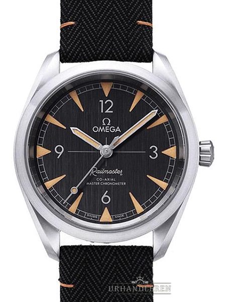 Omega Railmaster Co‑Axial Master Chronometer 40mm