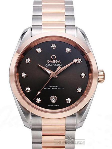 Omega Seamaster Aqua Terra 150m Co‑Axial Master Chronometer Ladies' 38mm