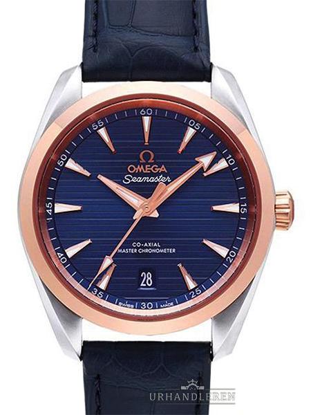 Omega Seamaster Aqua Terra 150m Co‑Axial Master Chronometer 38mm