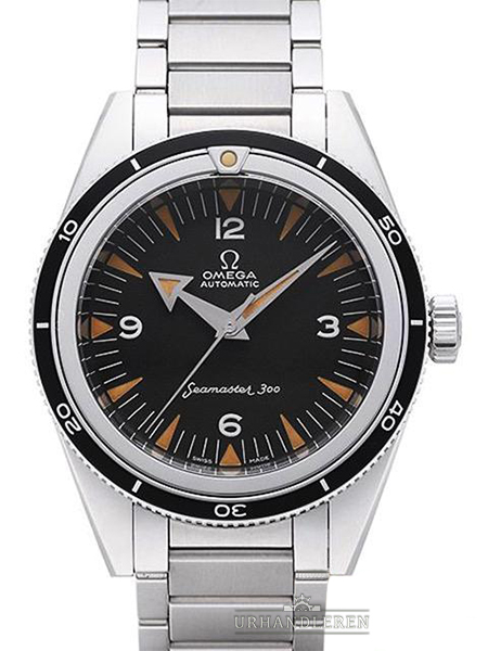 Omega Seamaster 300 Co‑Axial Master Chronometer 39mm