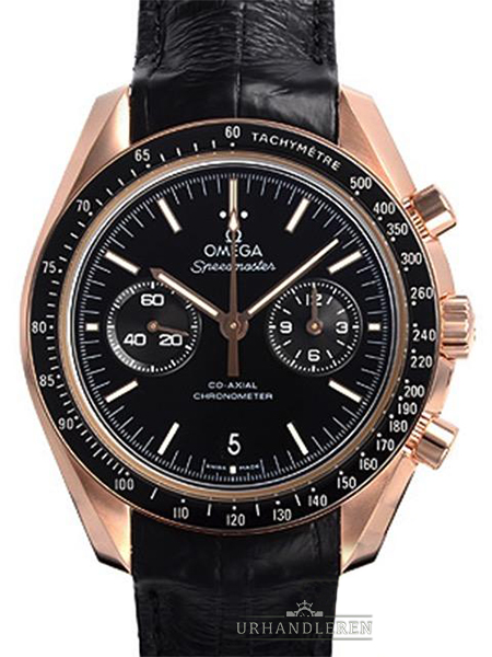 Omega Speedmaster Moonwatch Co‑Axial Chronograph 44.25mm