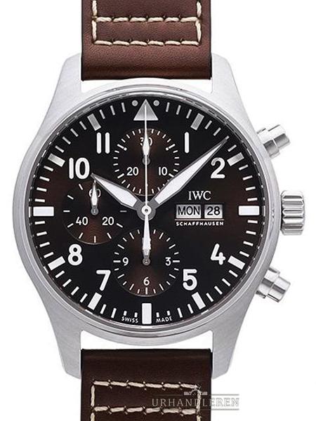 """iWC Pilot'S Watch Chronograph Edition """"Antoine De Saint Exupéry"""""""