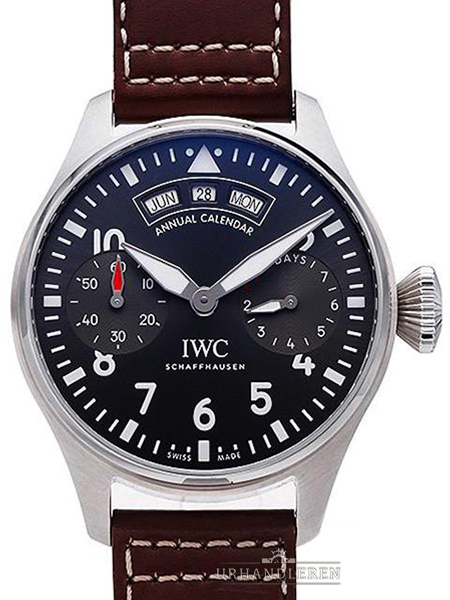 iWC Big Pilot'S Watch Annual Calendar Spitfire