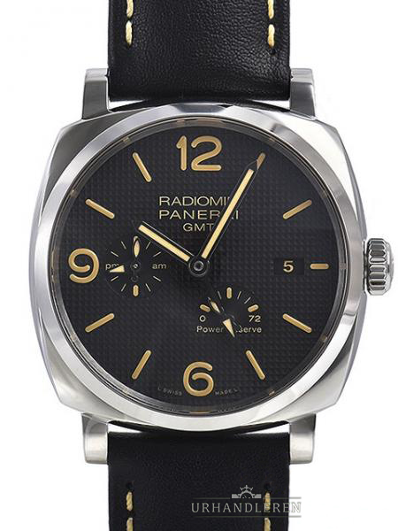 Panerai Radiomir Gmt Power Reserve - 45mm