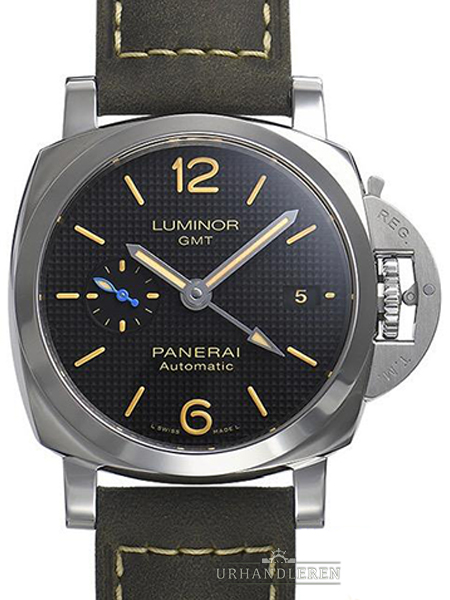 Panerai Luminor Gmt - 42mm