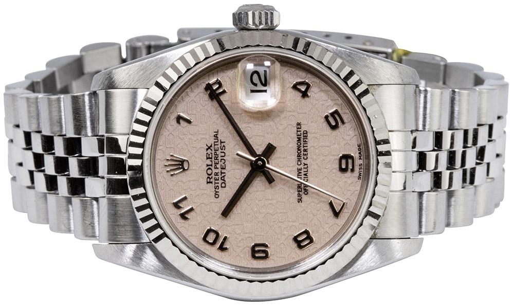 Rolex Datejust 31, Jubilee Skive, Jubilee Lænke