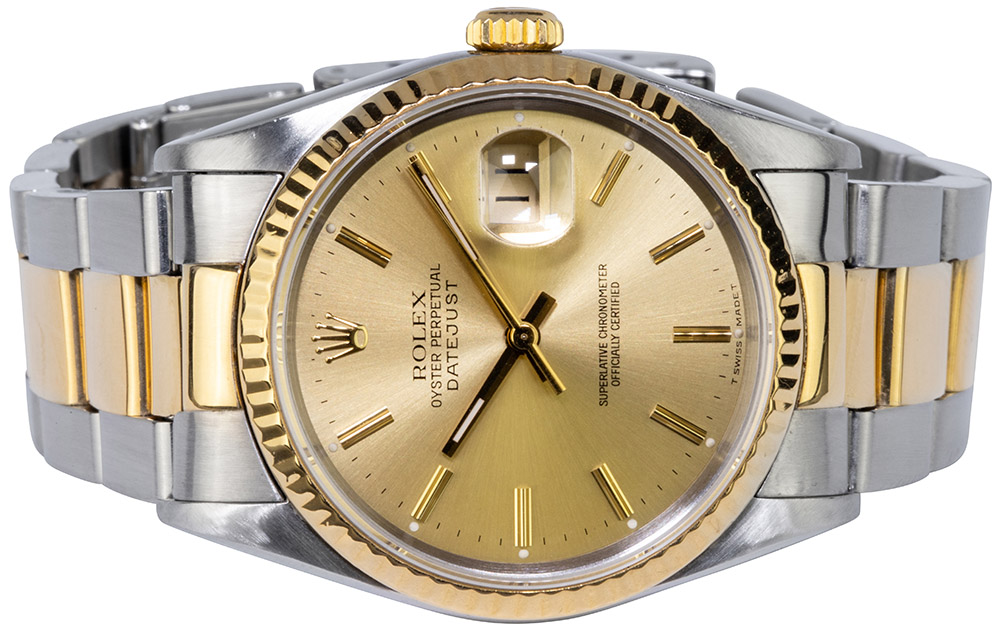 Rolex Datejust 36 G/S
