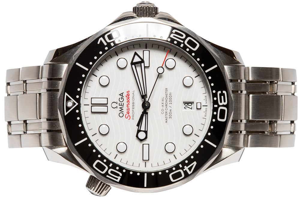Omega Seamaster Diver 300 Omega Co‑Axial Master Chronometer 42mm