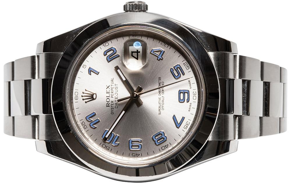 Rolex Datejust II, Arabic dial