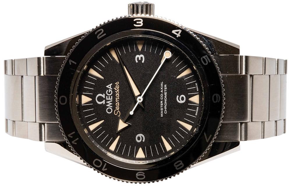 Omega Seamaster 300 Limited Edition