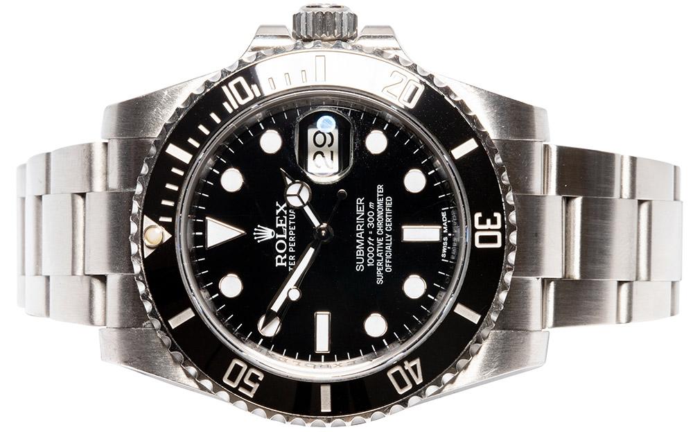 Rolex Submariner, date