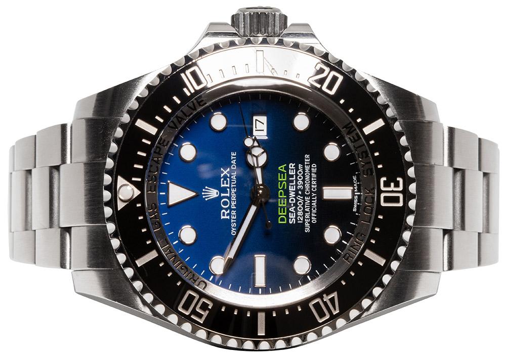 Rolex Deepsea Deep Blue 116660