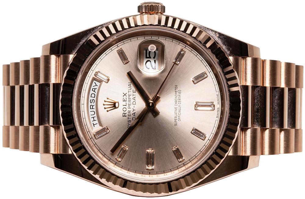 Rolex DayDate 228235