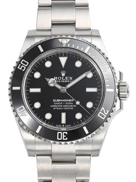 Rolex Submariner, No Date, 41 mm