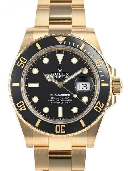 Rolex Submariner Date, 41 mm
